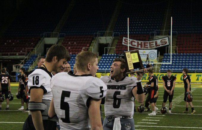 kidder county high school football