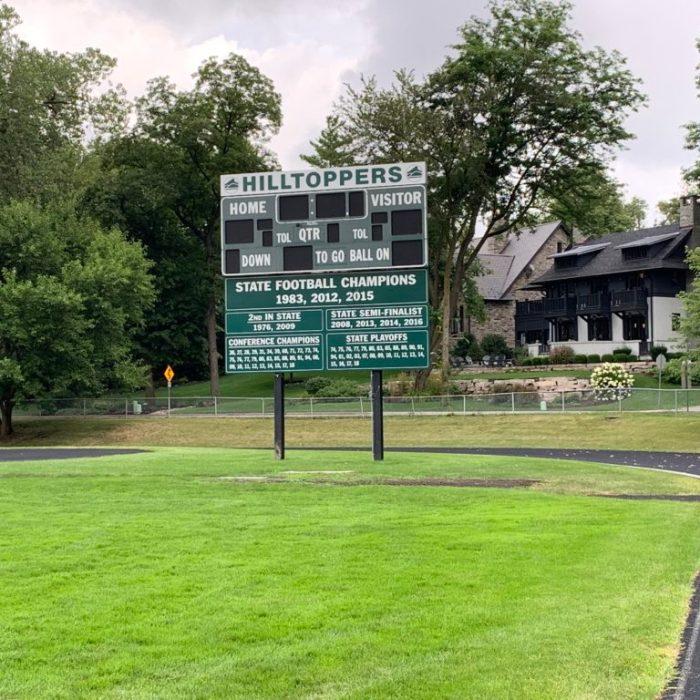 glenbard west high school football