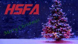 high school football america merry christmas