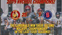 cardinal hayes high school football