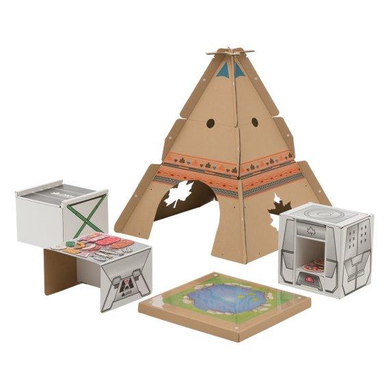 キャンプごっこクラフトデスク-2