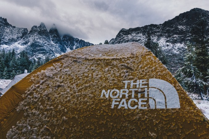 THE NORTH FACE image