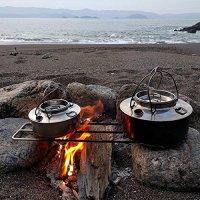 キャンプ場で美味しいコーヒーを飲みたい!!おすすめコーヒーポット・ケトルはこれ!カリタ、ジェットボイル、南部鉄器まで!!