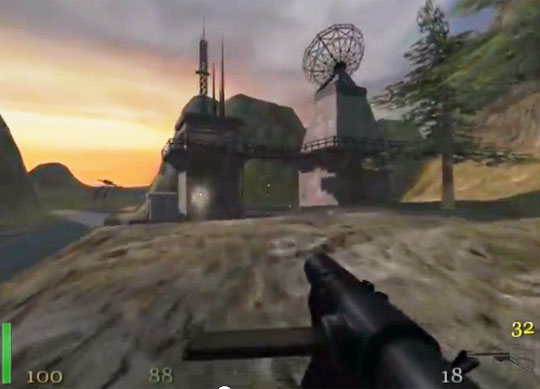 wolfenstein et Evolution of First Person Shooting Games   1992 to 2012