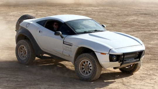A Car Enthusiast Managed To Build A Rally Fighter