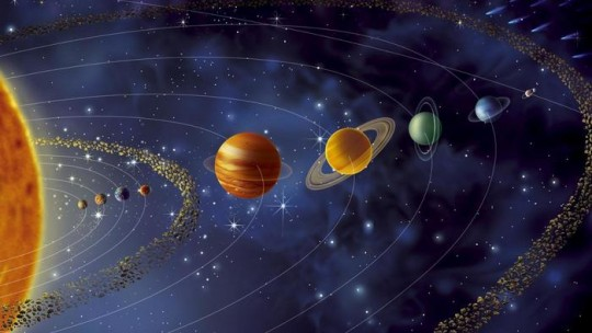 Why Are The Planets In The Order They're In?