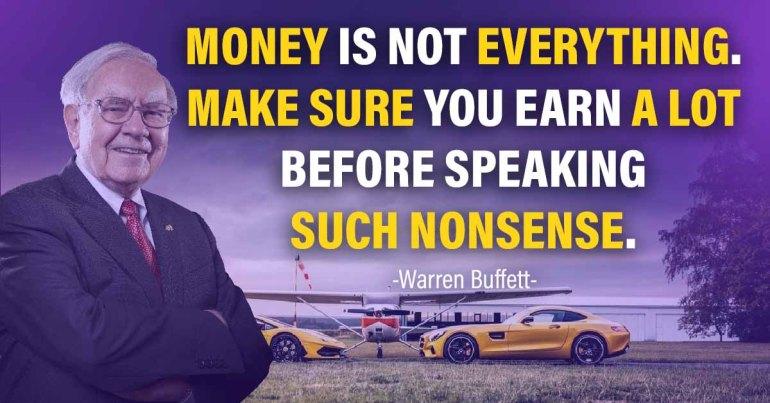 Warren Buffet Strategies for success investment