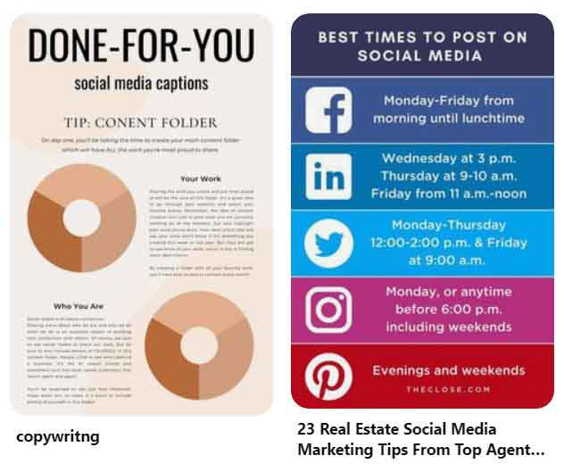 create infographics to attract more followers