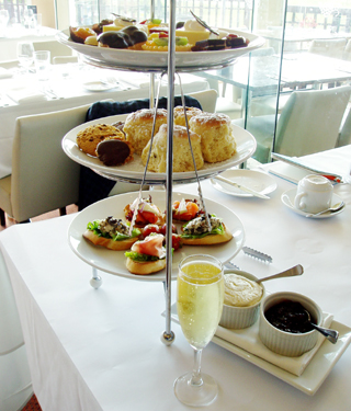 High Tea at The Vines