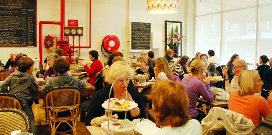 Richmond Hill Café & Larder