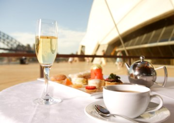 High Tea at the Sydney Opera House