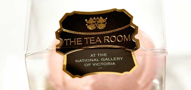 High Tea at the NGV