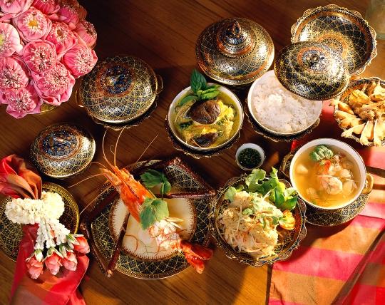 Sala Rim Naam Restaurant