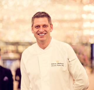 Executive Pastry Chef, Roberto Molleman