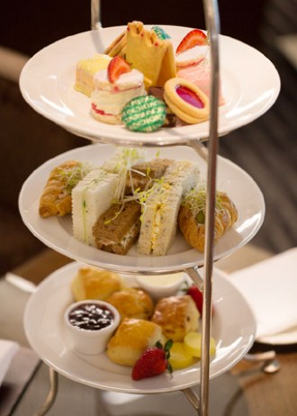 High Tea at Sheraton on the Park Sydney
