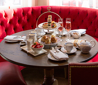 Afternoon Tea at the Pantry 108 at the Marylebone Hotel