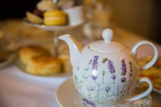 High Tea at the Ravensthorpe