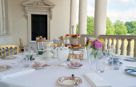Afternoon Tea at The Queen's House