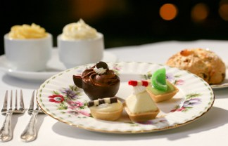 Afternoon Tea at The Townsend Hotel