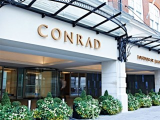 London Conrad St James