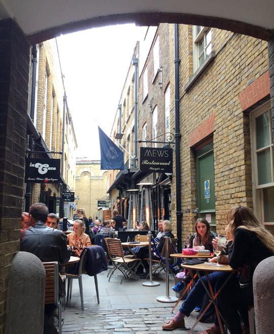 Mews of Mayfair London