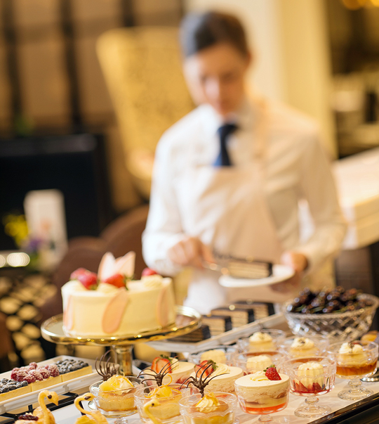 High Tea at the Mayfair Hotel Adelaide - supplied image