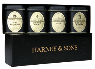 Harney & Sons gift packs