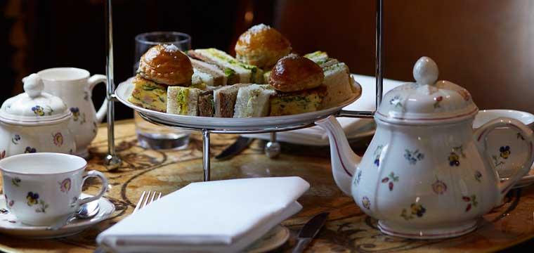 High Tea at Craig's Royal Hotel Ballarat