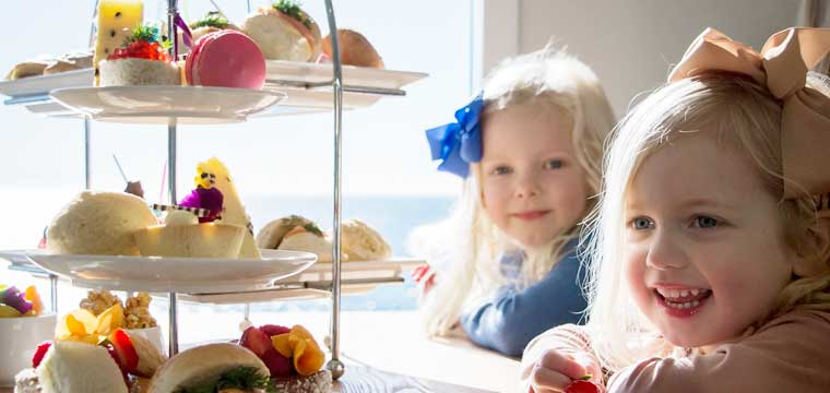 High Tea on the High Seas, Searoad Ferries