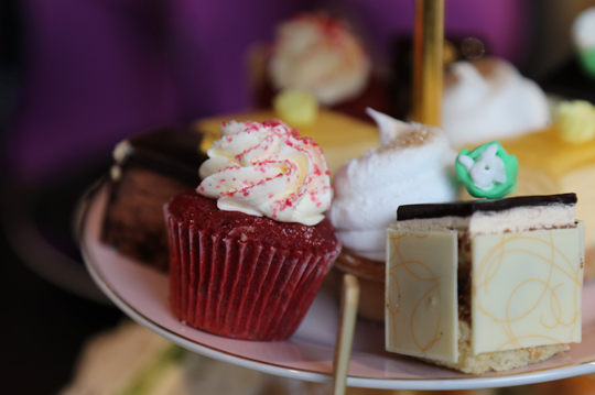 High Tea at The Intercontinental Wellington