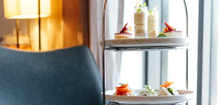 High Tea at InterContinental Sydney Double Bay