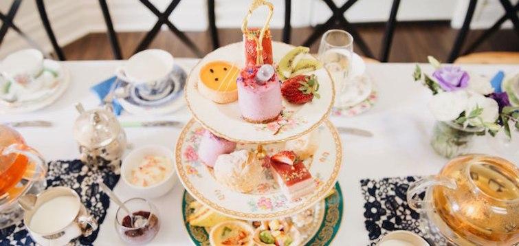 High Tea Mary Eats Cake
