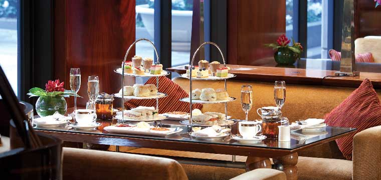 High Tea at The Lounge and Garden, Park Hyatt Melbourne