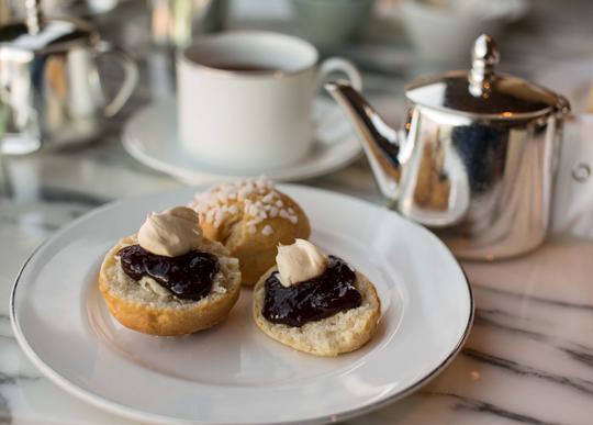 Afternoon Tea at The Park Hyatt Sydney