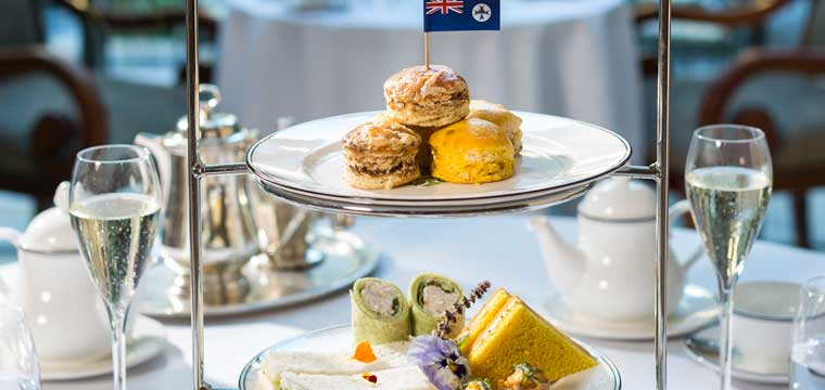 High Tea at the Stamford Plaza Brisbane