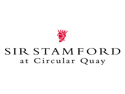 Sir Stamford at Circular Quay logo