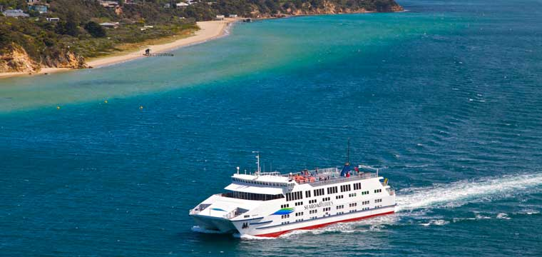 High Tea on the High Seas, Searoad Ferries