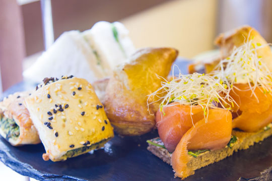 High Tea at the Radisson Blu Sydney