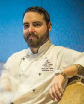 Executive Chef MacLean Fraser