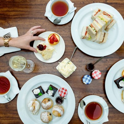 High Tea at the Marriott Brisbane (supplied image)