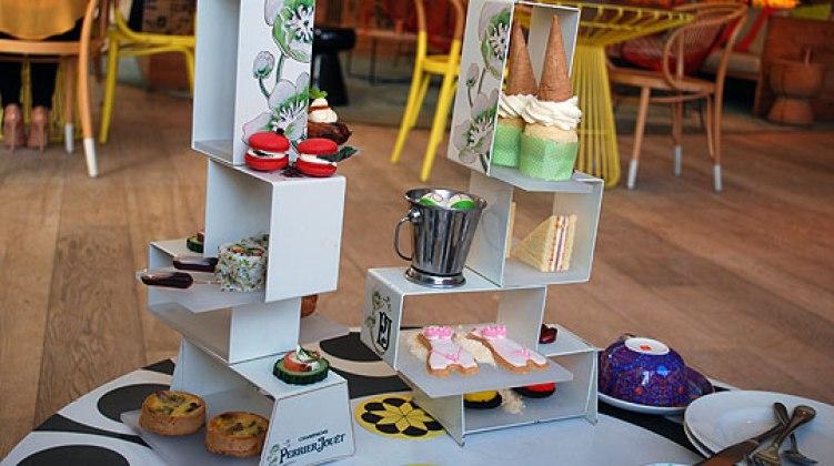 High Tea at the QT Gold Coast