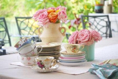 Julie Goodwin's high tea