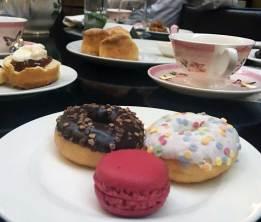 Assorted doughnuts