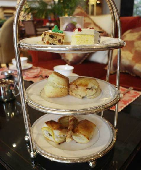 Afternoon Tea at the Regent Singapore