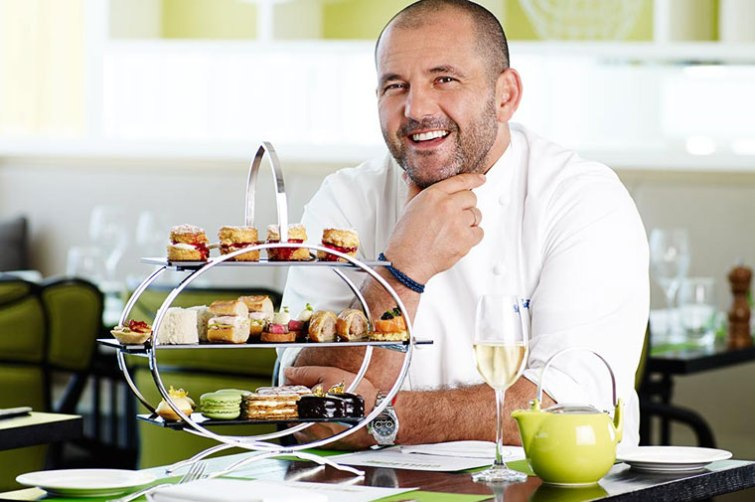 Chef Guillaume Brahimi