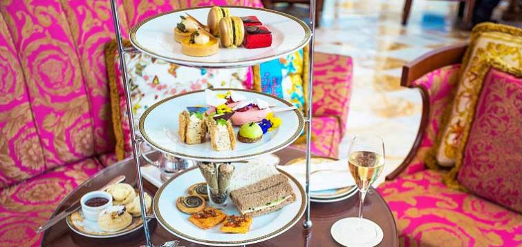 High Tea at the Plazzo Versace Gold Coast