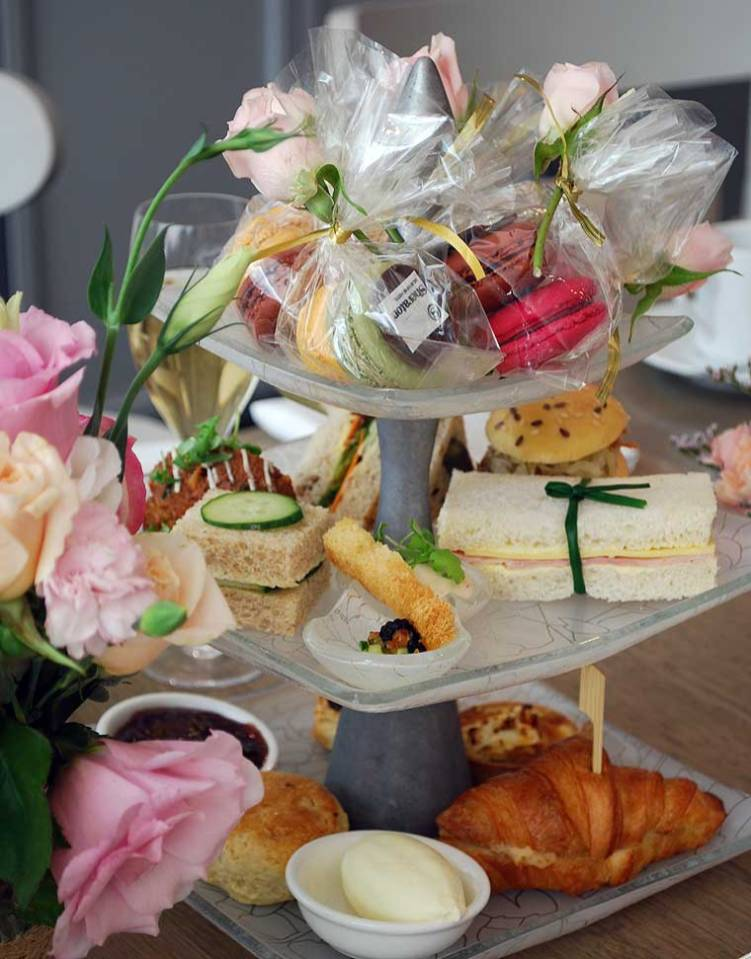 Afternoon Tea at the Sheraton Melbourne