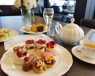 High Tea at the Burbury Hotel Canberra