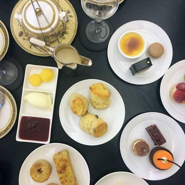 High Tea at the Sofitel Melbourne