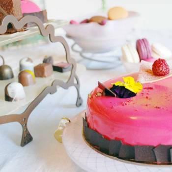 Klau High Tea Stand and Dicra Cake Stand by AnnaVasily